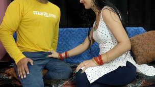 priya teaches fucking to stepbrother first night in hindi audio