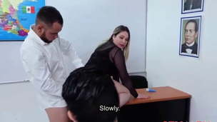 Ass fucking teacher