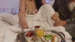 Real Arab anal invasion mother sharing hot ball-sac