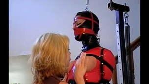 Petra in bondage