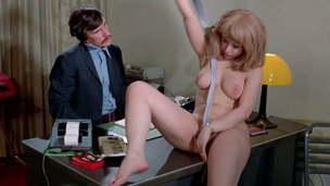 Flying Acquaintances (1973, US, Jamie Gillis, softcore, DVD)