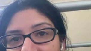 Canadian born Punjabi woman J Dhaliwal Jessica